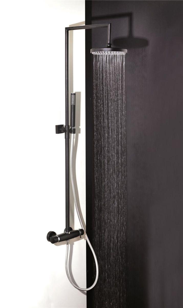 colonne de douche thermostatique pour salle de bain