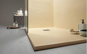 Colonne de douche encastrable murale et ronde loto for Receveur de douche encastrable