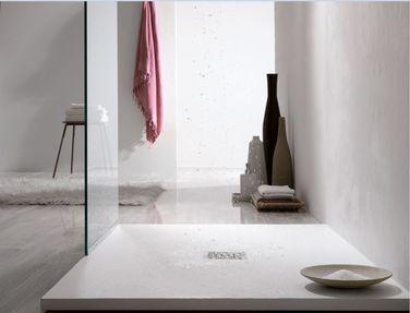 receveur de douche quelle matiere choisir