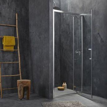 porte douche pivotante