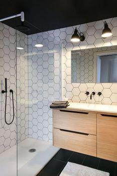 Comment Nettoyer Facilement Sa Douche à Litalienne Sarodis - Carrelage salle de bain et tapis de course avis