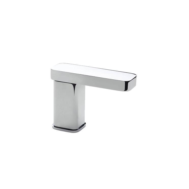 Mitigeur lavabo chromé avec bec cascade SLYDE | Sarodis