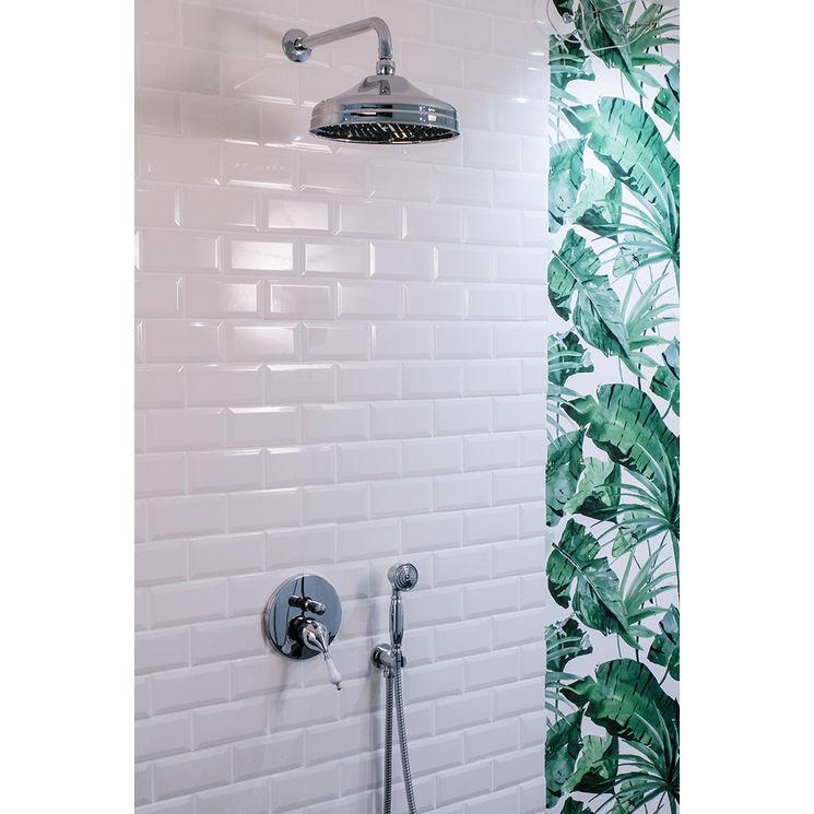 colonne de douche encastrable murale et r tro compl te avec mitigeur 2 fonctions imperia sarodis. Black Bedroom Furniture Sets. Home Design Ideas