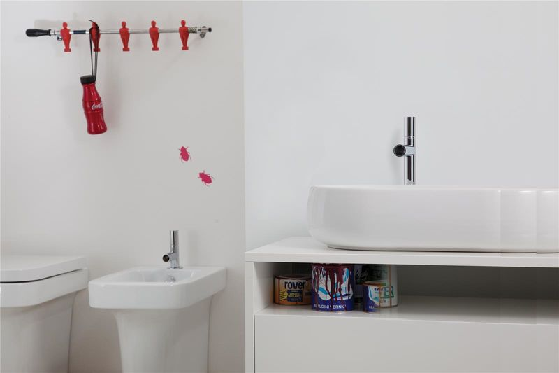 Mitigeur lavabo haut bec long cascade
