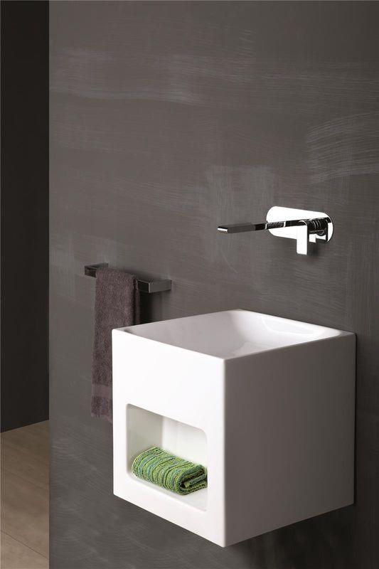 Mitigeur lavabo encastrable chromé BONNY