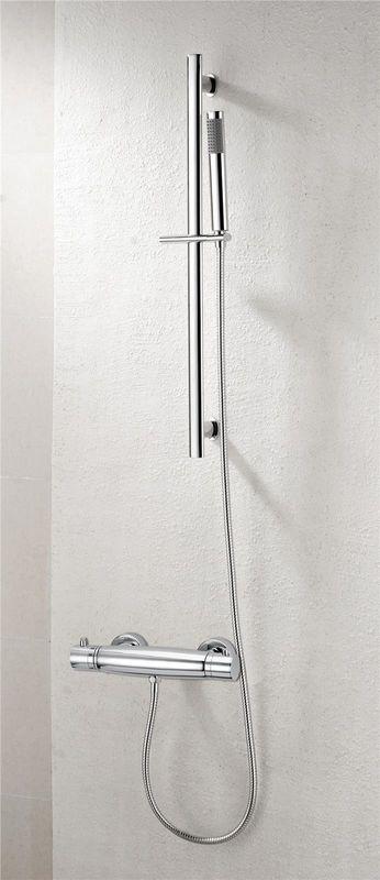 barre de douche cool bestlock compactor barre de douche ventouses with barre de douche simple. Black Bedroom Furniture Sets. Home Design Ideas