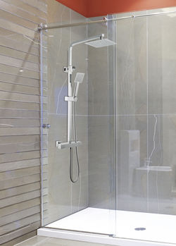comment nettoyer facilement sa douche l italienne sarodis. Black Bedroom Furniture Sets. Home Design Ideas