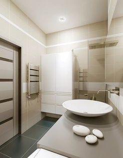 Am nager une salle de bain les r gles de base sarodis - Amenager une salle de bain de 5m2 ...