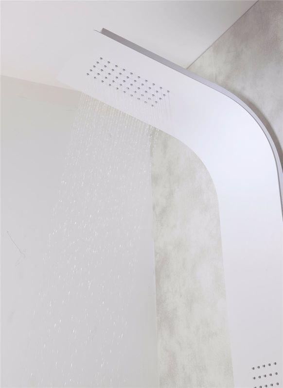 colonne de douche hydromassante avec robinetterie. Black Bedroom Furniture Sets. Home Design Ideas
